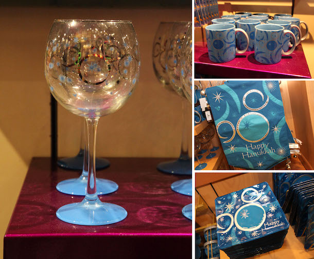 Brighten up the Festival of Lights with Hanukkah-Inspired Products from Disney Parks