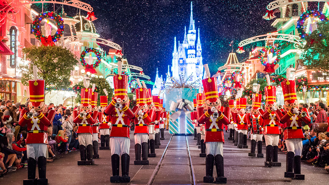 QUIZ: Walt Disney World Holiday Parades Through the Years | Disney ...