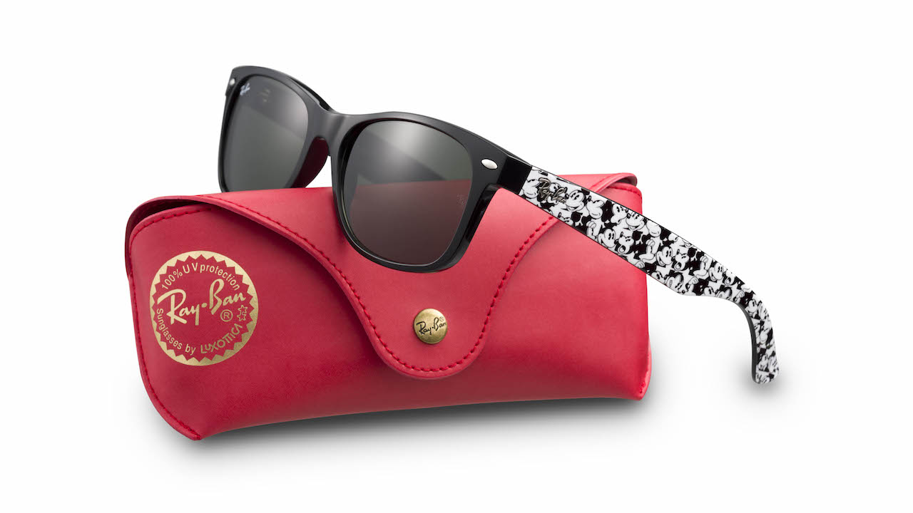 raybans glasses as5j  Ray-Ban Sunglasses Featuring Mickey Mouse