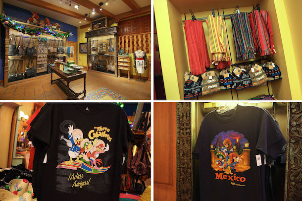 A World Showcase of Unforgettable Shopping at Epcot – Mexico Pavilion