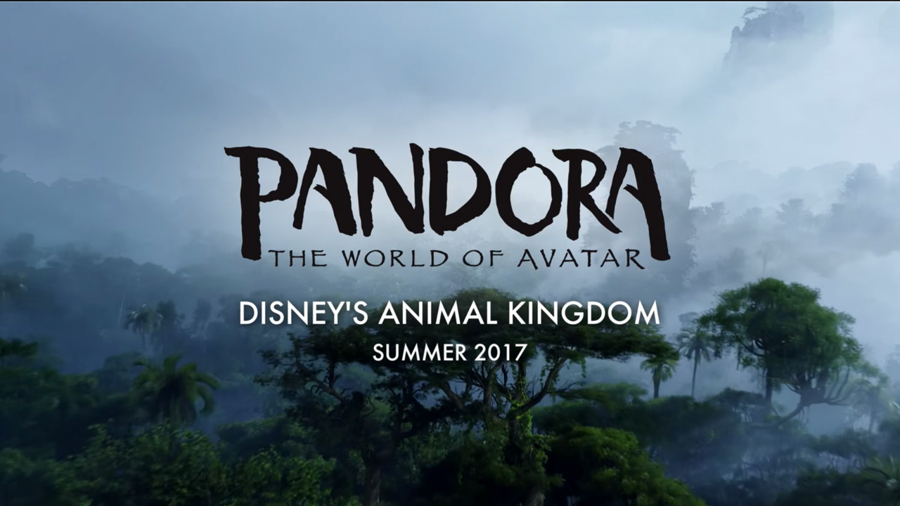 Take a Behind-The-Scenes Look at Pandora - The World of AVATAR