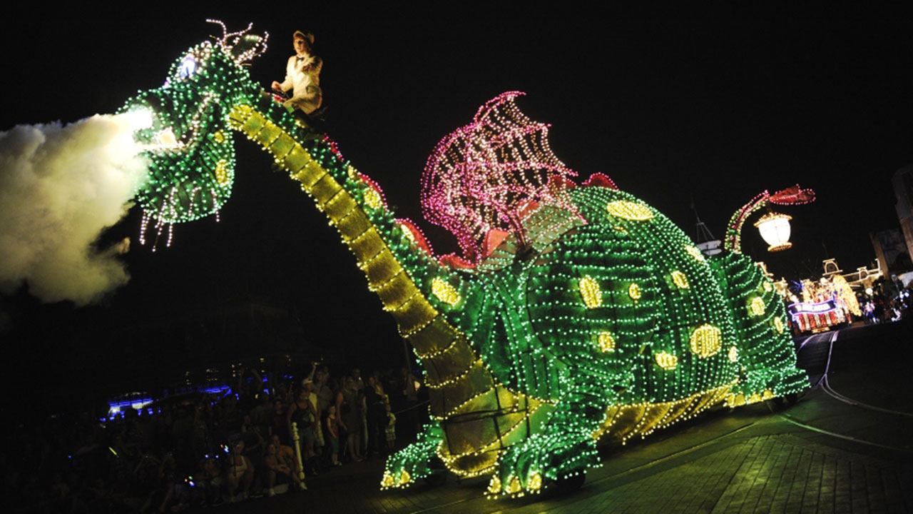 Main Street Electrical Parade Returns to Disneyland Park January 20