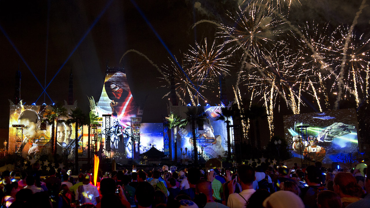 Disney Parks After Dark: Let the Fireworks Begin!