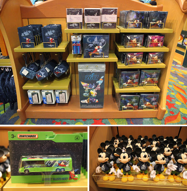 See What a Little Magic Can Do With New 2017 Products at Disney Parks