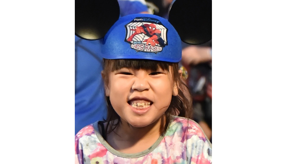Young Super Hero Unleashes Superhuman Powers at Avengers Half Marathon Weekend at Disneyland Resort