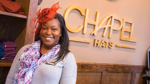 On January 15th Celebrate National Hat Day with Chapel Hats at Disney Springs