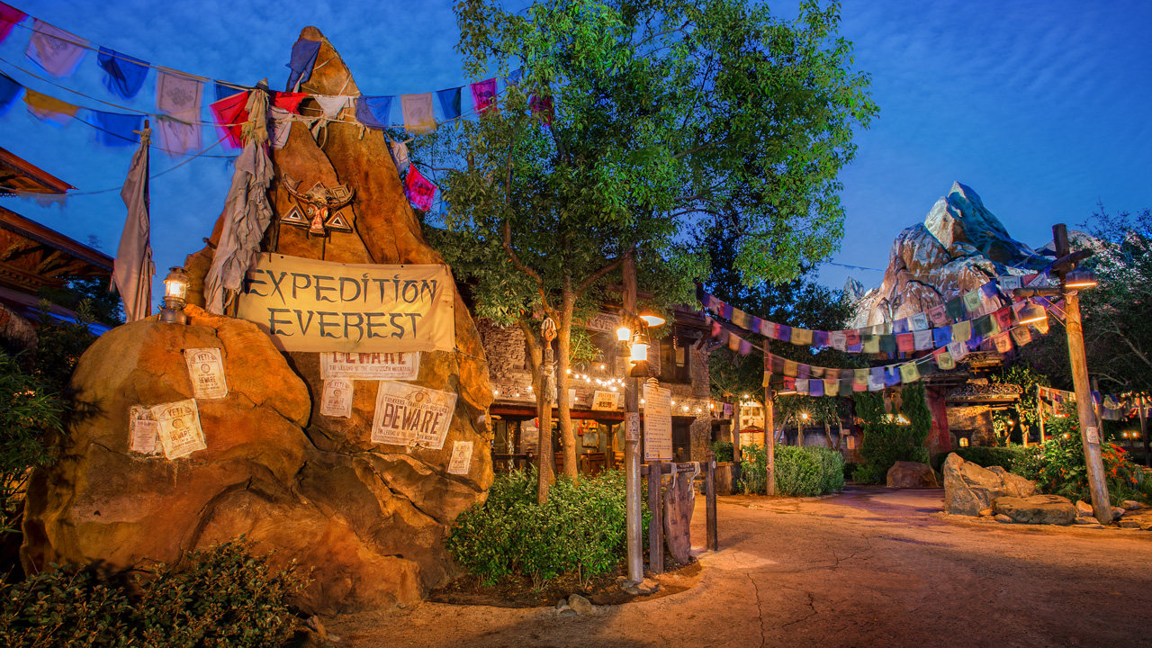 QUIZ: How Much Do You Know About Expedition Everest at ...