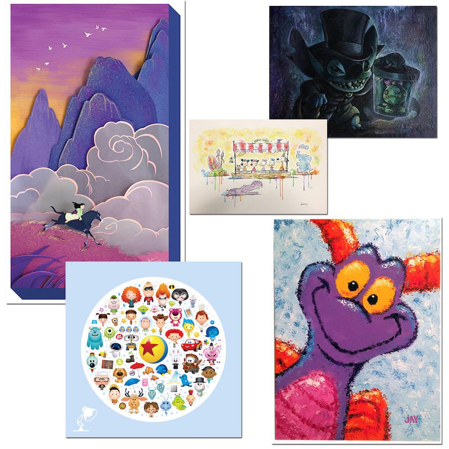 Commemorative Merchandise for Epcot International Festival of the Arts