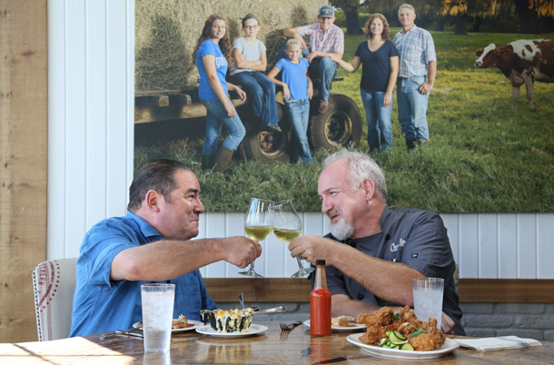 'Emeril's Florida' With Chef Emeril Lagasse Showcases Restaurants at Disney Springs at Walt Disney World Resort