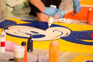 #ArtfulEpcot: Joe Kaminski