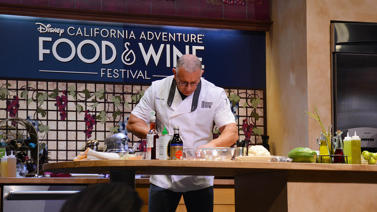 Reservations Now Open for Disney California Adventure Food & Wine Festival Premium Events