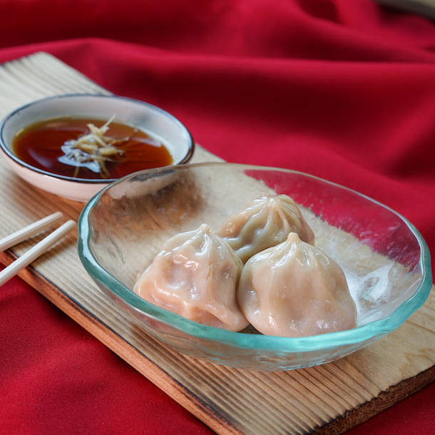 Xiao Long Bao from the Lunar New Year Celebration at Disney California Adventure Park