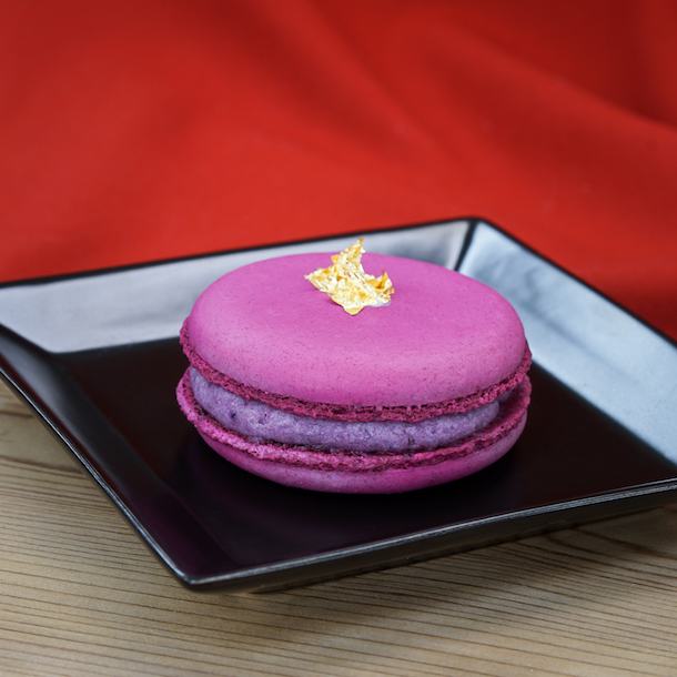 Macaroon from the Lunar New Year Celebration at Disney California Adventure Park