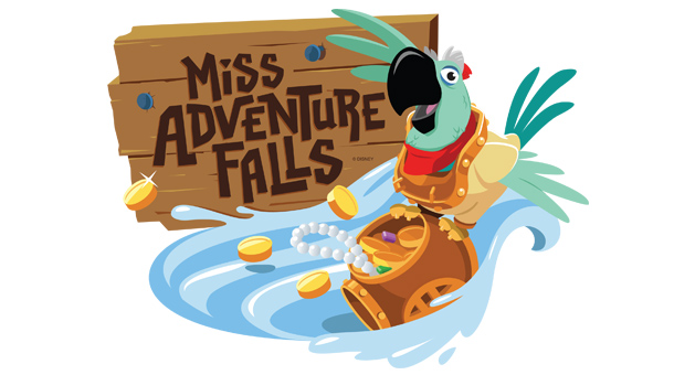 Miss Adventure Falls Coming to Disney's Typhoon Lagoon Water Park