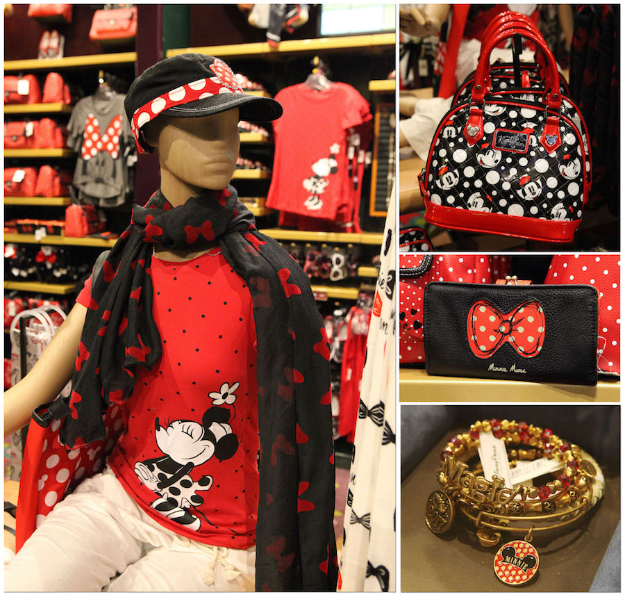 Disney Parks #RockTheDots Like Minnie Mouse For National Polka Dot Day ...