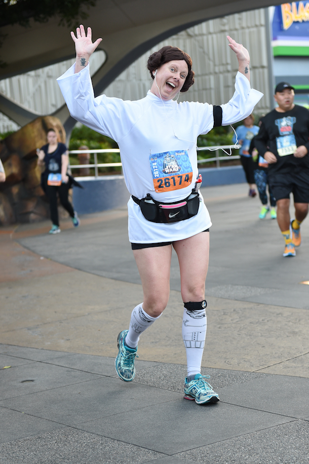 Rebels Raced Through The Galaxy at Star Wars Half Marathon – The Light Side