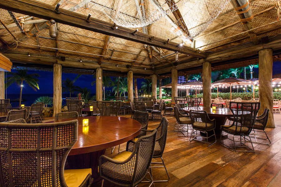 Enjoy Dinner at 'AMA'AMA at Aulani, a Disney Resort & Spa