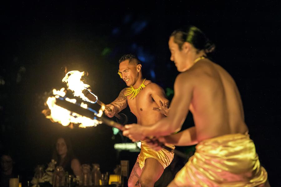 Experience the KA WA'A Luau at Aulani, a Disney Resort & Spa