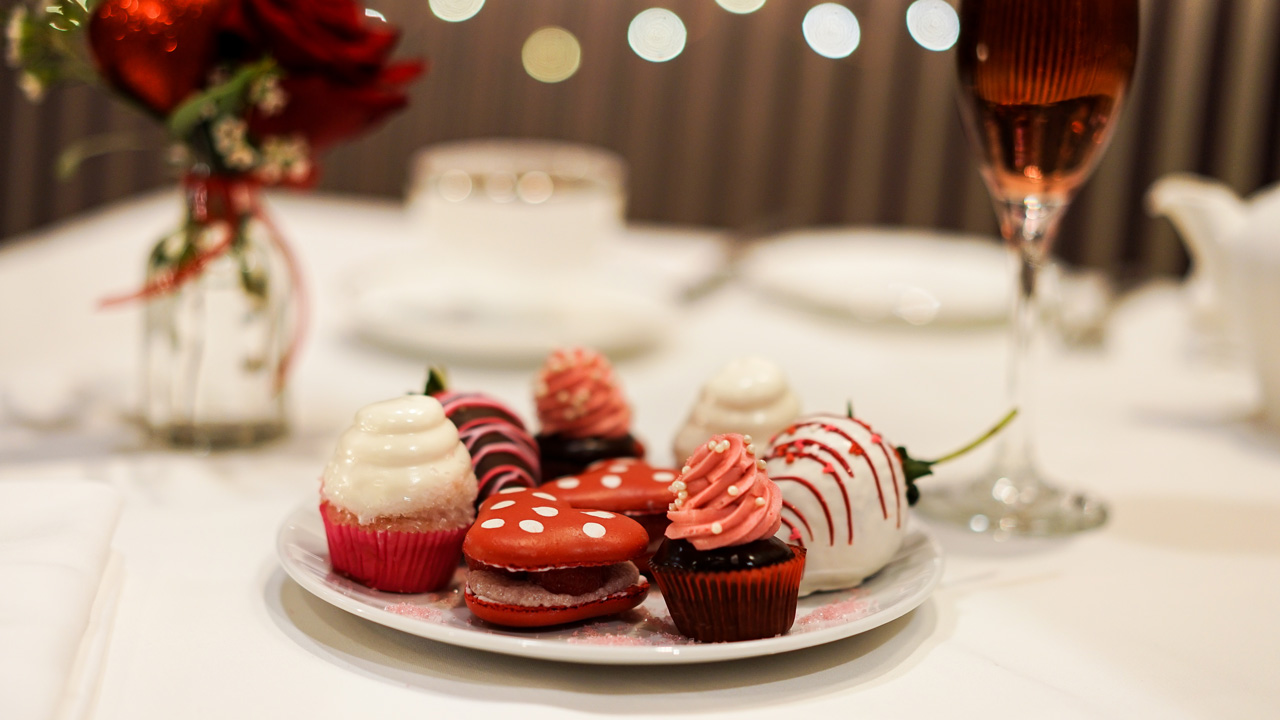 spoil your sweetheart with valentines day sweets and eats at disneyland resort