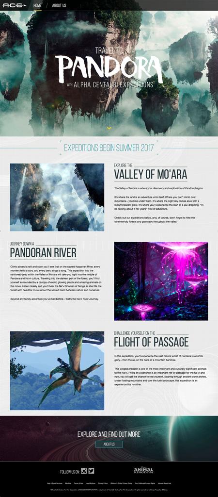 VisitPandora.com