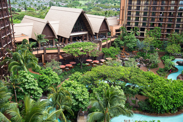 The Language of Aloha at Aulani, a Disney Resort & Spa: Manako