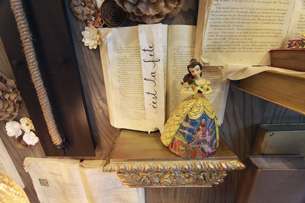 Waltz into a Tale as Old as Time at D-Living in Disney Springs