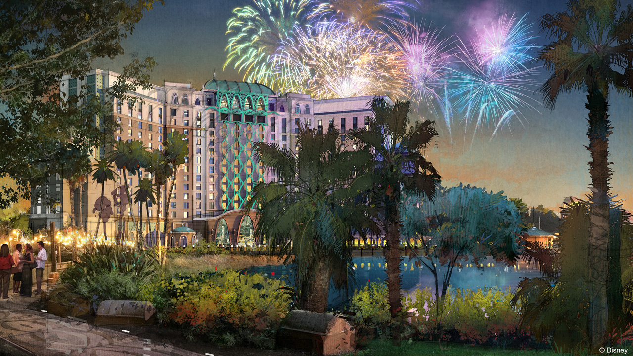 More Guest Experiences And Dining Options Coming To Disneys Coronado Springs Caribbean Beach Resorts
