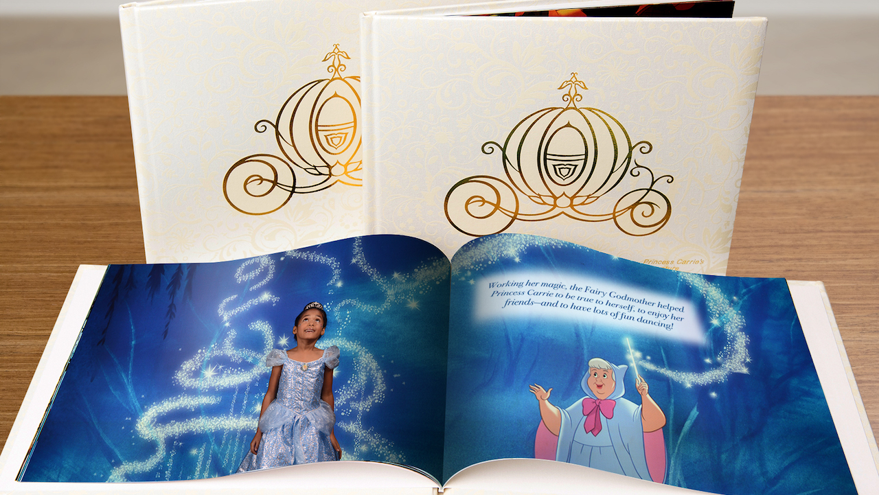New Personalized Storybook Available at the Disney PhotoPass ...