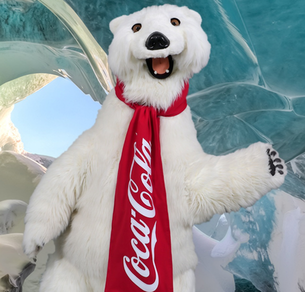 Happy National Polar Bear Day from Disney Springs!