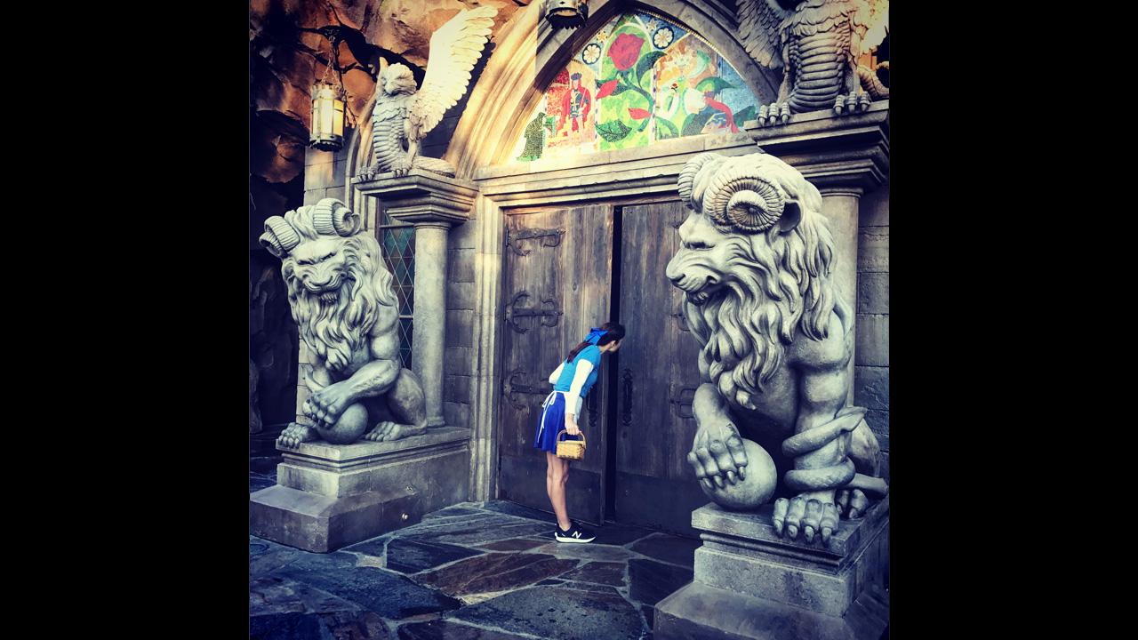 Disney's 'Beauty and the Beast' Inspired Style for runDisney Princess Half Marathon Weekend