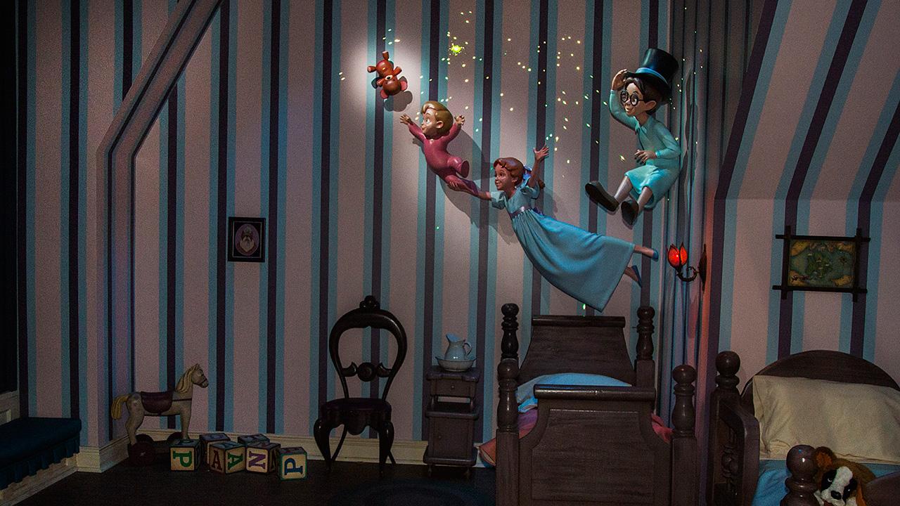 From Screen to Park: Peter Pan's Flight at Disneyland Park