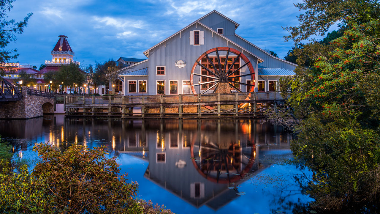 Happy 25th Anniversary To Disney S Port Orleans Resort