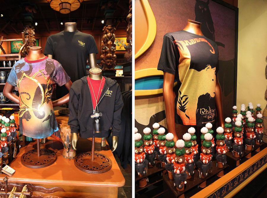 Disney Parks Blog Unboxed – 'Rivers of Light' Merchandise