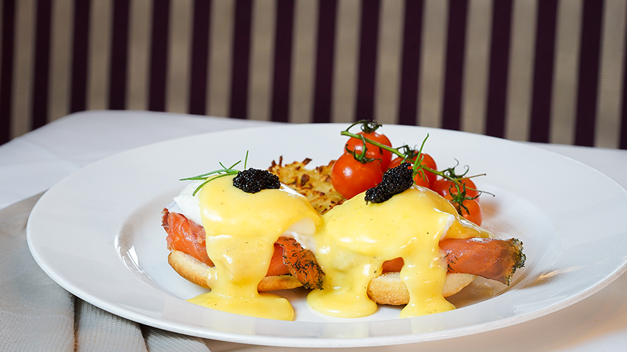 New Breakfast Menu Debuts at Steakhouse 55 at Disneyland Hotel