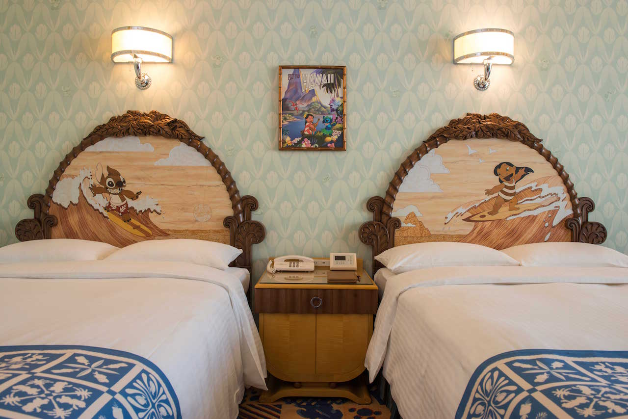New Character-Themed Rooms Unveiled at Tokyo Disney Resort