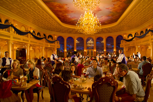 "Five Enchanting ""Beauty and the Beast"" Experiences at Walt Disney World Resort to Help Celebrate the New Live-Action Film"