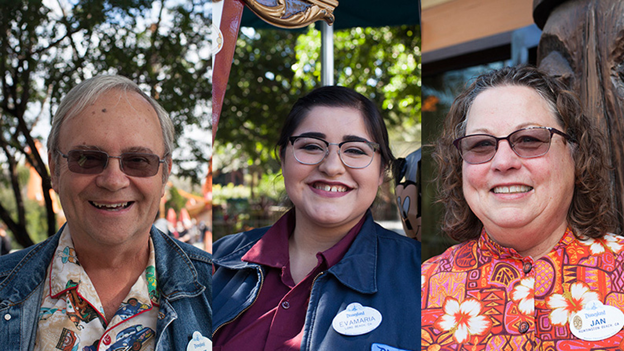 Meet the 'Cast Members of Disneyland'