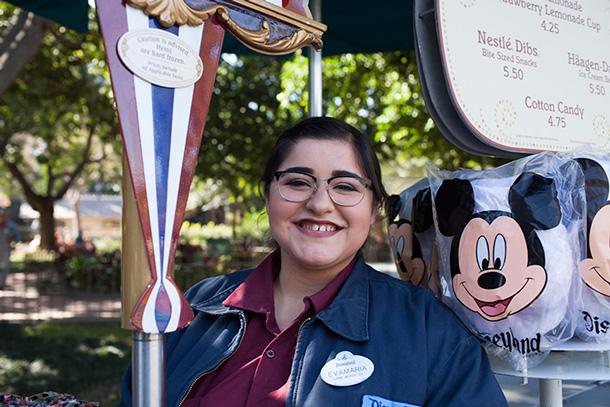 Meet the 'Cast Members of Disneyland'