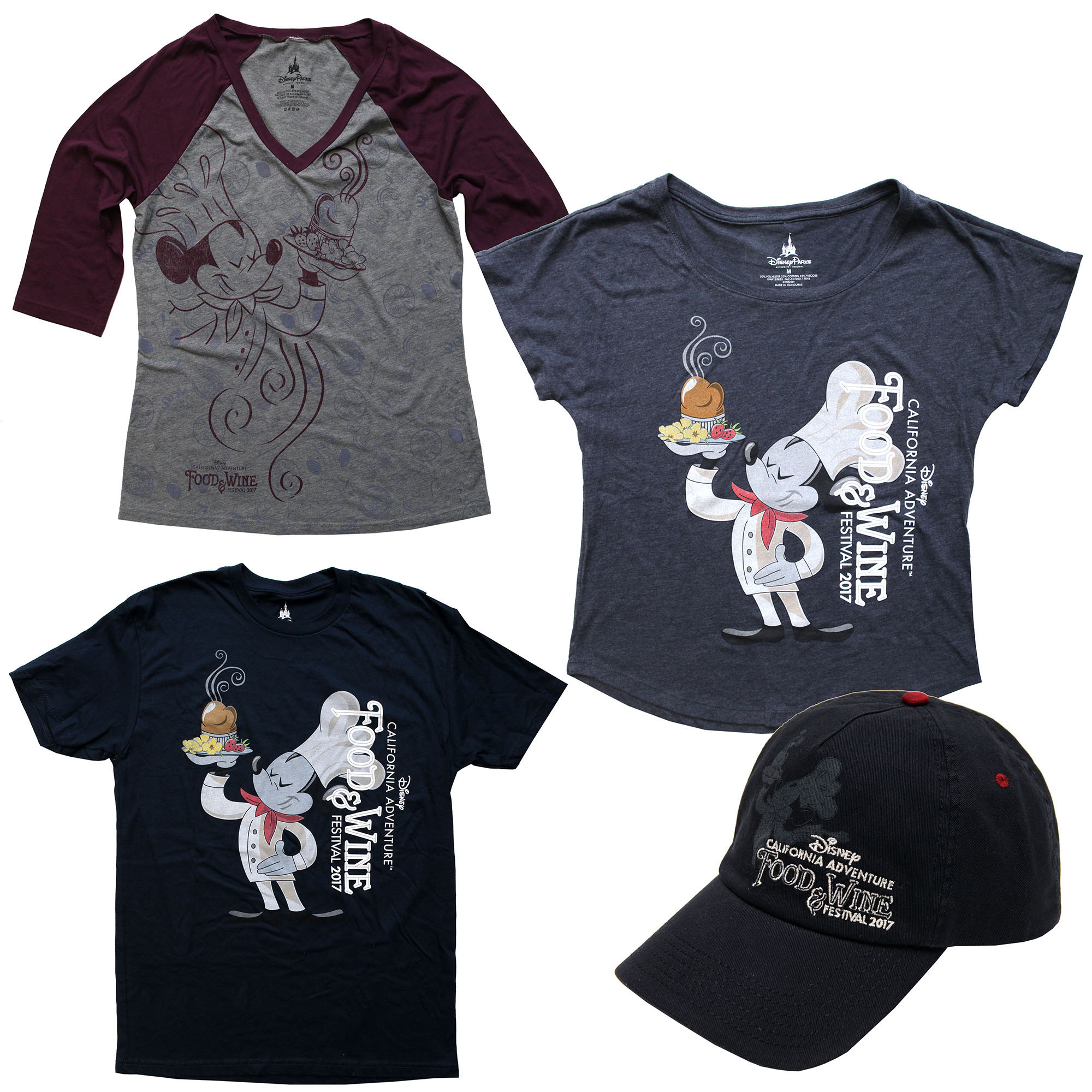 Inside Scoop on 2017 Disney California Adventure Food & Wine Festival Merchandise