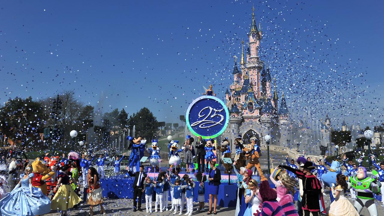 Walt Disney Parks And Resorts Chairman Bob Chapek Helps