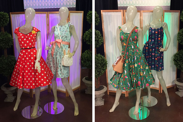 The Dress Shop Delights with Whimsical Collection Inspired By Disney Parks