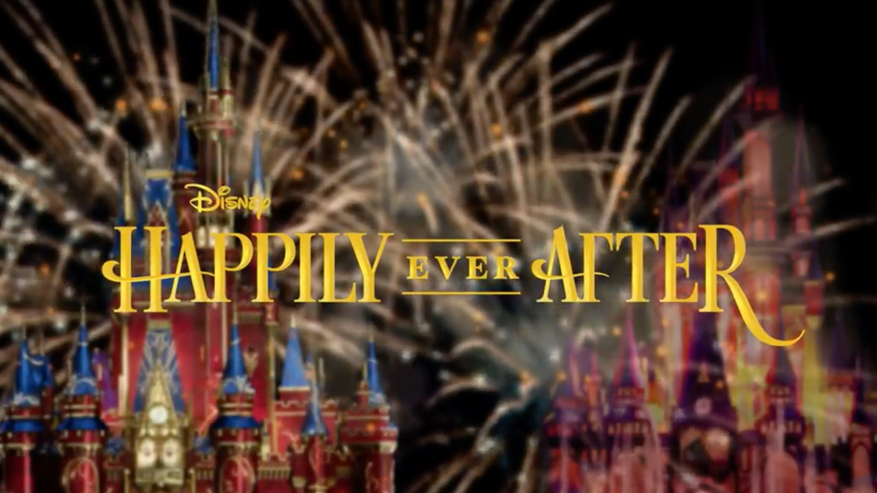 Image result for happily ever after fireworks