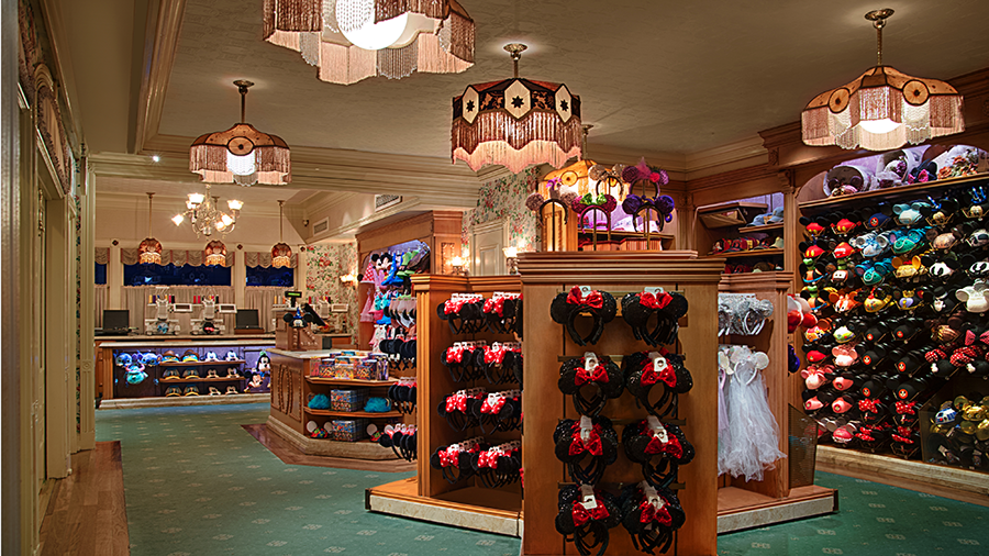 The Shops of Main Street, U.S.A.: The Mad Hatter
