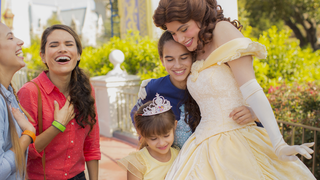 Experience the Magic of 'Beauty and the Beast' at Walt Disney Parks and Resorts