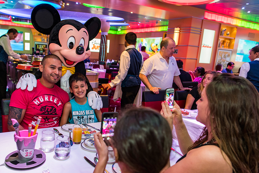 Say 'Yes' To Your Little Ones on a Disney Cruise