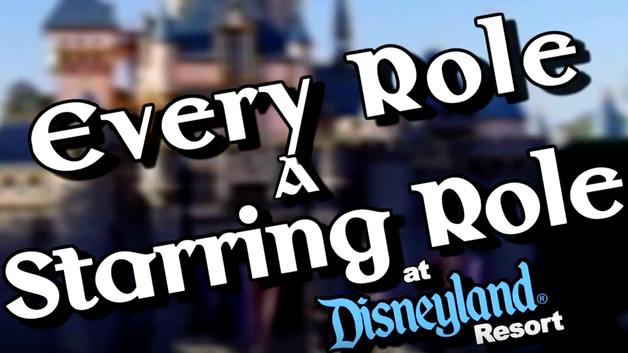 Every Role a Starring Role – Mickey's Fun Wheel Machinist at the Disneyland Resort