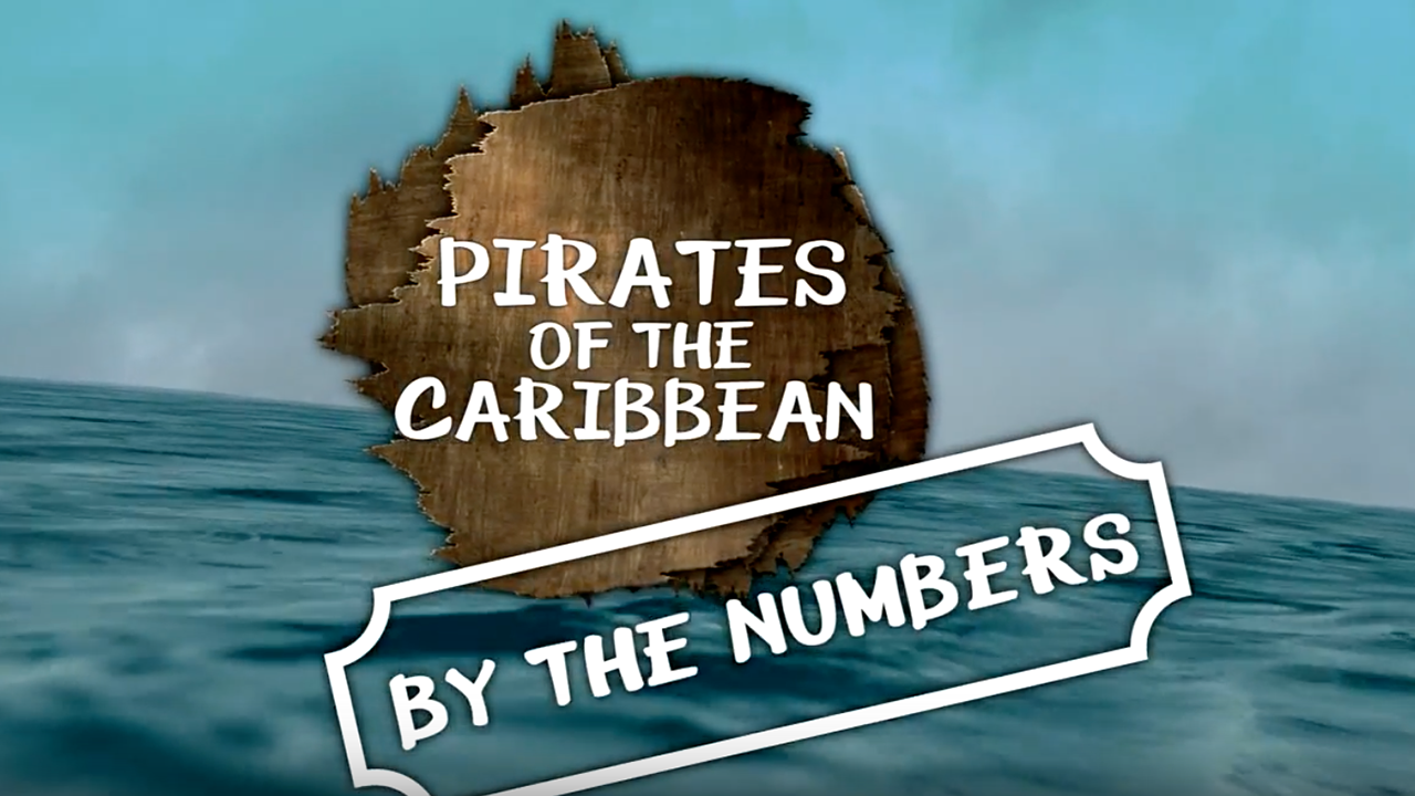 VIDEO: 50 Years of Pirates of the Caribbean at Disneyland Park