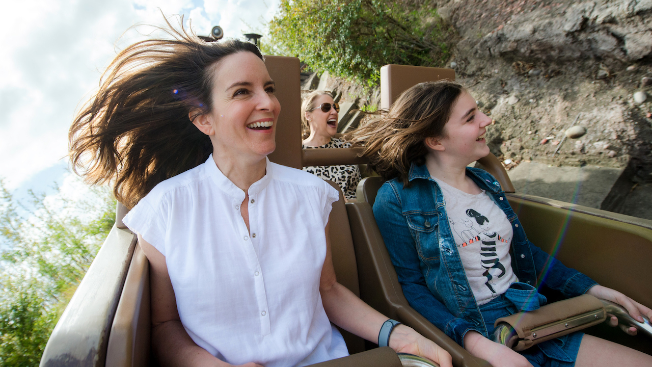 Tina Fey Conquers Expedition Everest