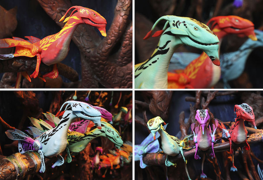 Banshee's at Pandora – The World of Avatar at Disney's Animal Kingdom