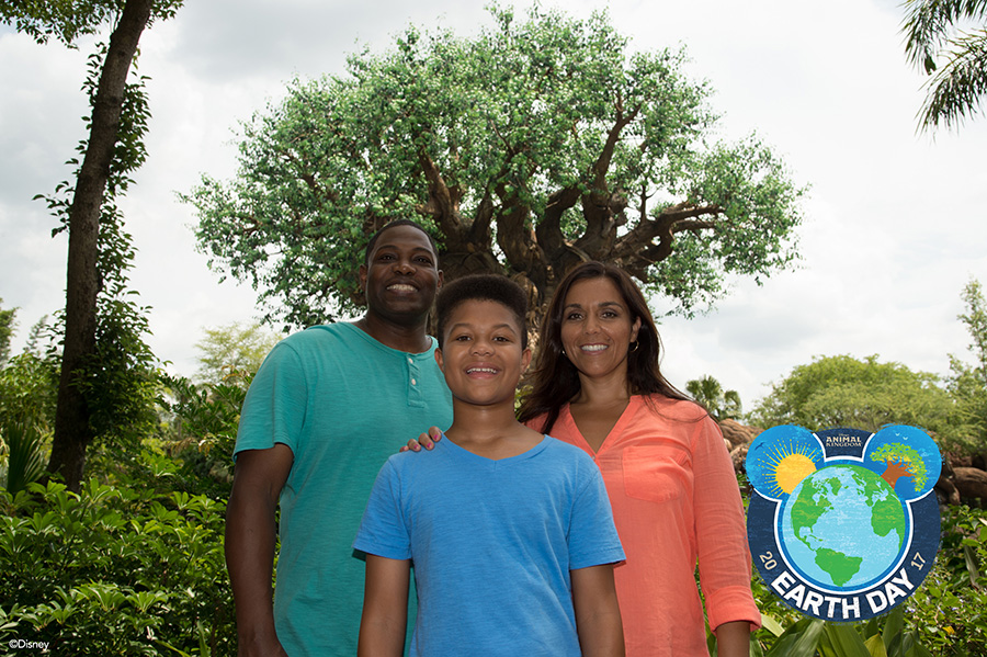 Celebrate Earth Day with Disney PhotoPass at Disney's Animal Kingdom April 21-23